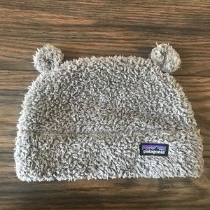 Patagonia fleece hat/beanie